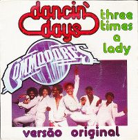 Cover Commodores - Three Times A Lady