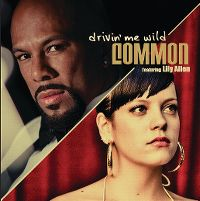 Cover Common feat. Lily Allen - Drivin' Me Wild