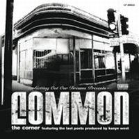 Cover Common feat. The Last Poets - The Corner