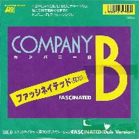 Cover Company B - Fascinated