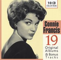 Cover Connie Francis - 19 Original Albums & Bonus Tracks