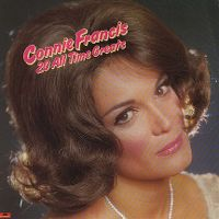 Cover Connie Francis - 20 All Time Greats