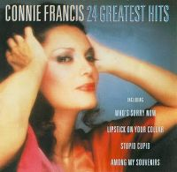 Cover Connie Francis - 24 Greatest Hits