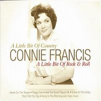 Cover Connie Francis - A Little Bit Of Country - A Little Bit Of Rock & Roll