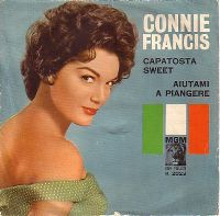 Cover Connie Francis - Capatosta Sweet