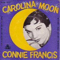 Cover Connie Francis - Carolina Moon