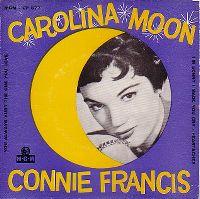 Cover Connie Francis - Carolina Moon