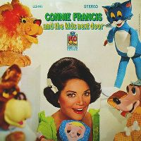 Cover Connie Francis - Connie Francis And The Kids Next Door