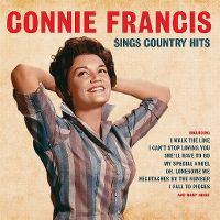 Cover Connie Francis - Connie Francis Sings Country Hits