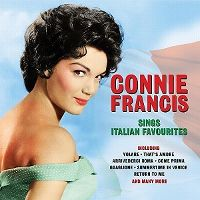 Cover Connie Francis - Connie Francis Sings Italian Favourites
