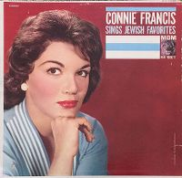 Cover Connie Francis - Connie Francis Sings Jewish Favorites