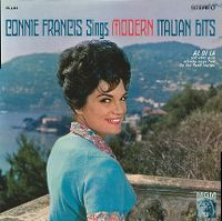 Cover Connie Francis - Connie Francis Sings Modern Italian Hits