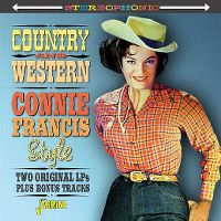 Cover Connie Francis - Country And Western Connie Francis Style
