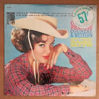 Cover Connie Francis - Country & Western Golden Hits