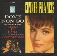 Cover Connie Francis - Dove, non so