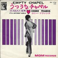 Cover Connie Francis - Empty Chapel