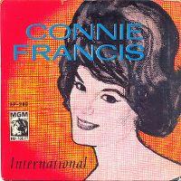 Cover Connie Francis - Exodus