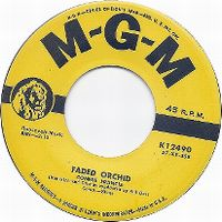 Cover Connie Francis - Faded Orchid