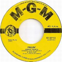 Cover Connie Francis - Fallin'