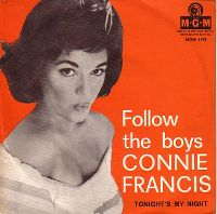 Cover Connie Francis - Follow The Boys