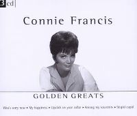 Cover Connie Francis - Golden Greats