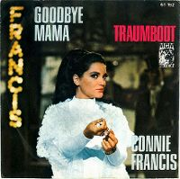 Cover Connie Francis - Goodbye Mama