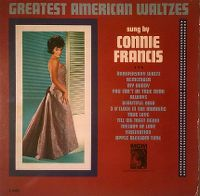 Cover Connie Francis - Greatest American Waltzes