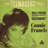Cover Connie Francis - Hollywood