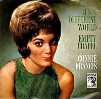 Cover Connie Francis - It's A Different World