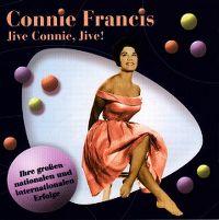 Cover Connie Francis - Jive Connie Jive!