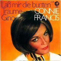 Cover Connie Francis - Laß mir die bunten Träume