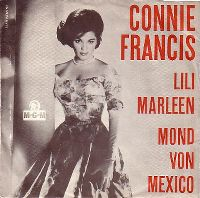 Cover Connie Francis - Lili Marleen