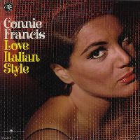 Cover Connie Francis - Love, Italian Style