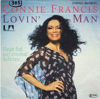 Cover Connie Francis - Lovin' Man