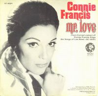 Cover Connie Francis - Mr. Love