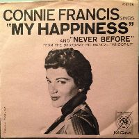 Cover Connie Francis - My Happiness