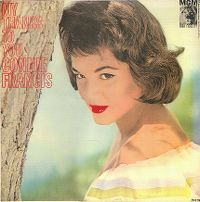 Cover Connie Francis - My Thanks To You