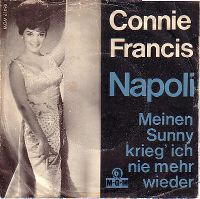 Cover Connie Francis - Napoli