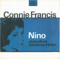 Cover Connie Francis - Nino