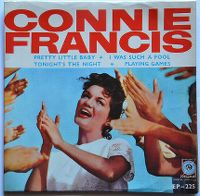 Cover Connie Francis - Pretty Little Baby