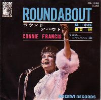 Cover Connie Francis - Roundabout (Japanese Version)