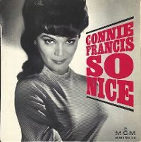 Cover Connie Francis - So Nice (Summer Samba)