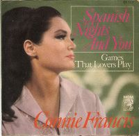 Cover Connie Francis - Spanish Nights And You