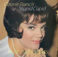 Cover Connie Francis - Stupid Cupid - 50 Of The Best Hits