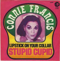 Cover Connie Francis - Stupid Cupid