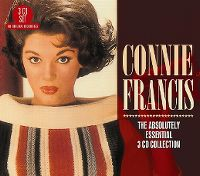 Cover Connie Francis - The Absolutely Essential 3 CD Collection