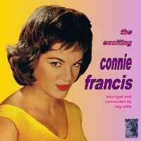 Cover Connie Francis - The Exciting Connie Francis