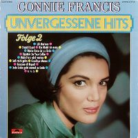 Cover Connie Francis - Unvergessene Hits - Folge 2