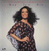 Cover Connie Francis - Was ich bin