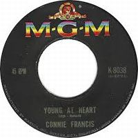 Cover Connie Francis - Young At Heart